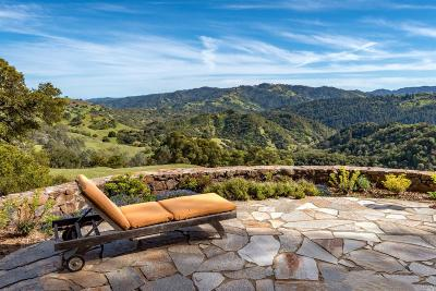 Sonoma County Single Family Home For Sale: 14599 Rockpile Road