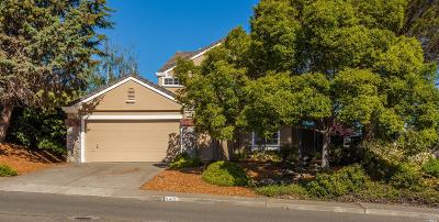 Benicia Single Family Home For Sale: 145 Panorama Drive