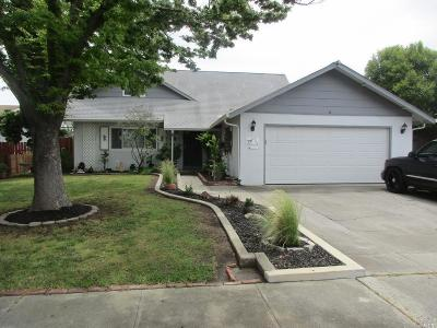 Fairfield Single Family Home For Sale: 343 East Pacific Avenue