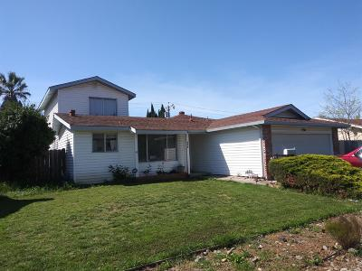 Solano County Single Family Home For Sale: 743 East Atlantic Avenue
