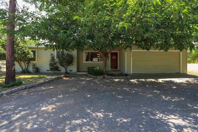 Clearlake Single Family Home For Sale: 2816 Robin Lane