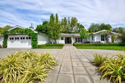 Novato Single Family Home For Sale: 474 Fairway Drive