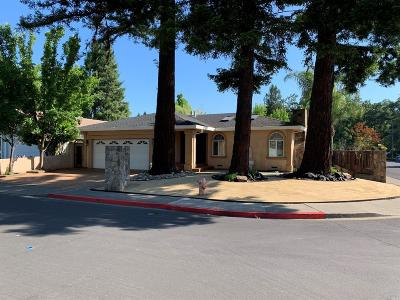 Calistoga Single Family Home For Sale: 2416 Janis Way