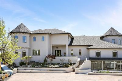 Napa CA Single Family Home For Sale: $3,295,000