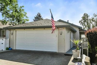 Benicia Single Family Home For Sale: 115 Mountview Terrace