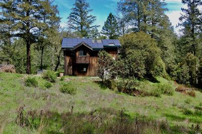 Santa Rosa Single Family Home For Sale: 5775 Gates Road