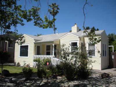Vallejo Single Family Home For Sale: 1744 Alabama Street