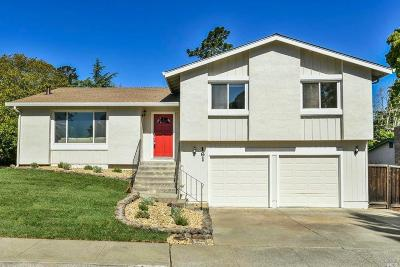 Benicia Single Family Home For Sale: 161 Chelsea Hills Drive