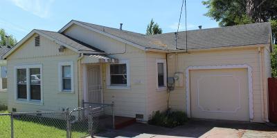 Vallejo Single Family Home For Sale: 465 Idora Avenue