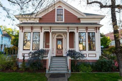 Ukiah Multi Family 2-4 Contingent - Release: 514 South School Street