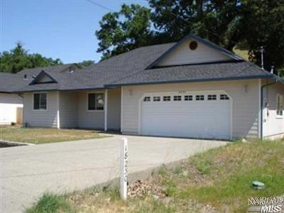 Hidden Valley Lake Single Family Home For Sale: 18230 Hidden Valley Road