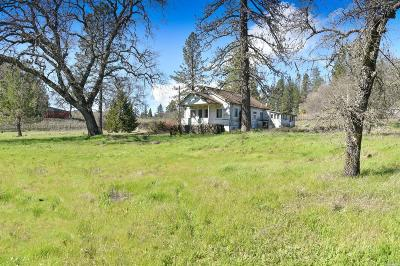 Angwin Single Family Home For Sale: 255 White Cottage Road North