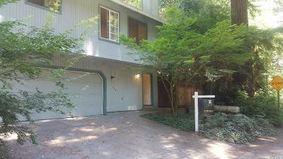 Guerneville Single Family Home For Sale: 14491 Old Cazadero Road