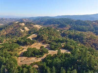 Lake County, Marin County, Mendocino County, Napa County, Sonoma County Residential Lots & Land For Sale: 3555 Wallace Creek Road