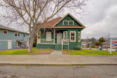 Vallejo Multi Family 2-4 For Sale: 244 Louisiana Street