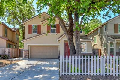 Vacaville Single Family Home For Sale: 419 Comstock Way