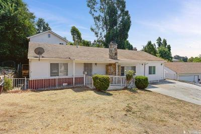 Vallejo Single Family Home For Sale: 247 Jordan Street