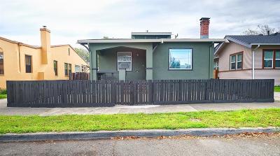 Vallejo Single Family Home For Sale: 1704 Napa Street