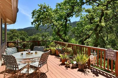 Santa Rosa Single Family Home For Sale: 6360 Meadowridge Drive