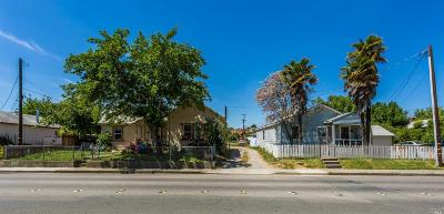 Vacaville Multi Family 2-4 For Sale: 131 Brown Street