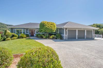 Novato Single Family Home For Sale: 21 Pensacola Court