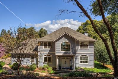 Kelseyville Single Family Home For Sale: 3390 Westlake Court