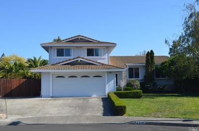 Rohnert Park Single Family Home For Sale: 4406 Hedge Court