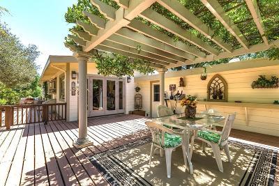 Sebastopol Single Family Home For Sale: 8926 Oak Grove Avenue