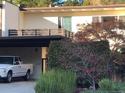 Napa County Condo/Townhouse For Sale: 3160 Valley Green Lane