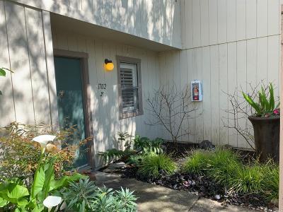 Sonoma County Condo/Townhouse For Sale: 1702 Glenbrook Drive #F