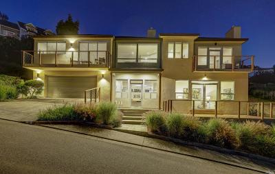 Marin County Single Family Home For Sale: 6 Via Paraiso West