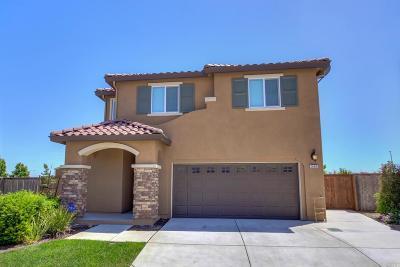 Dixon Single Family Home For Sale: 1460 Cornell Drive