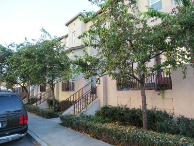 San Pablo Condo/Townhouse For Sale: 916 Lake Street