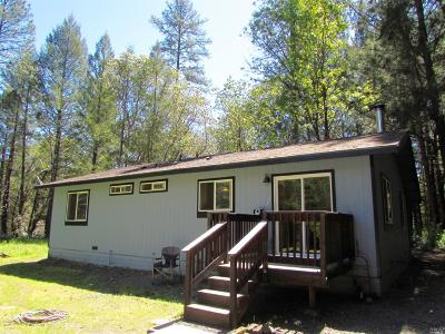 Laytonville Single Family Home For Sale: 1574 Tenmile Creek Road