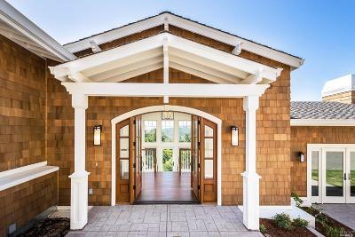San Rafael Single Family Home For Sale: 6 Live Oak Way