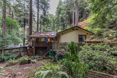 Single Family Home For Sale: 19299 Hidden Valley Road