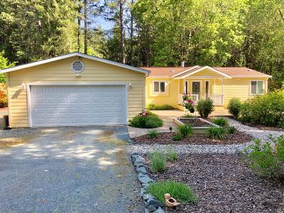 Laytonville Single Family Home For Sale: 1320 North Road
