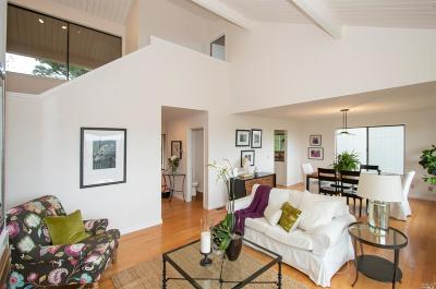 Mill Valley Single Family Home For Sale: 315 Vista De Valle