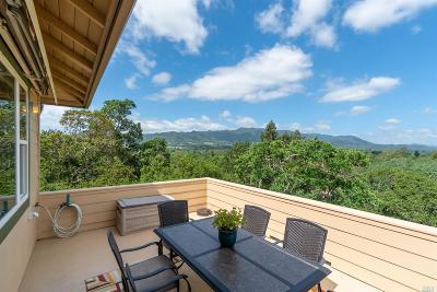 Sonoma Single Family Home For Sale: 140 Sunnyside Avenue