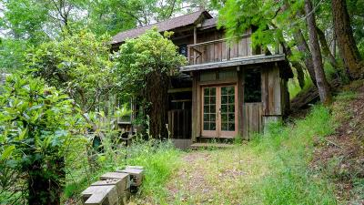 Marin County Single Family Home For Sale: 36 Rosario Road