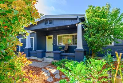 Sonoma Single Family Home For Sale: 222 Boyes Boulevard