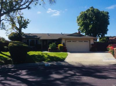 Contra Costa County Single Family Home For Sale: 79 Boxford Place
