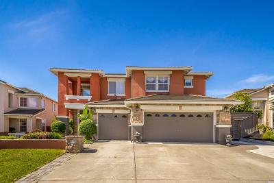 Vallejo Single Family Home Contingent-Show: 6234 Pebble Beach Drive