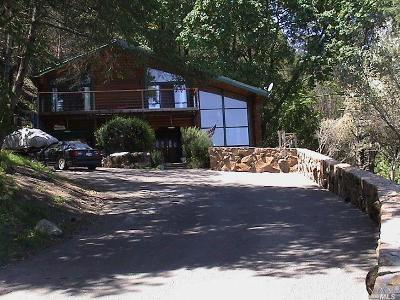 Napa County Single Family Home For Sale: 509 Wall Road