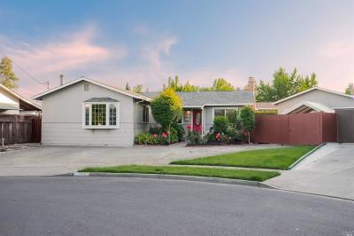 Single Family Home For Sale: 3781 Parrett Avenue