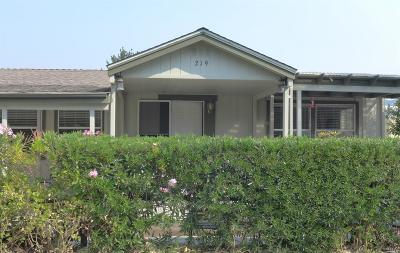 Yountville Mobile Home For Sale: 6468 Washington Street #219, 219
