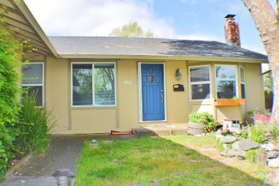 Rohnert Park Single Family Home For Sale: 8886 Lancaster Drive