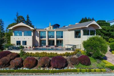 Tiburon Single Family Home For Sale: 5 Gilmartin Court