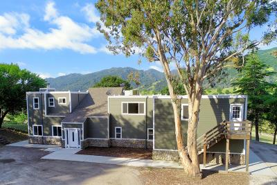 Vacaville Single Family Home For Sale: 3449 Cantelow Road