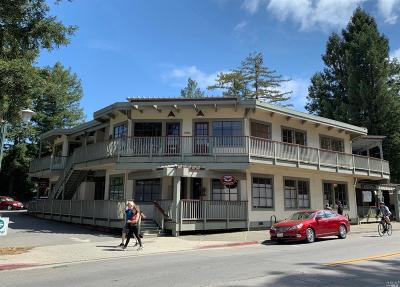 Lake County, Marin County, Mendocino County, Napa County, Sonoma County Commercial For Sale: 95 Bolinas Road